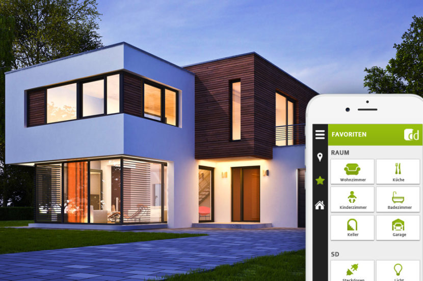 Get inspired by our ideas. We will support and assist you in the planning and implementation of your own Smarthome.