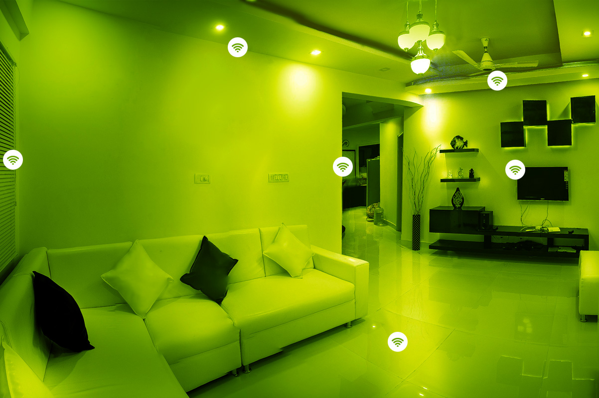 Smart Home Funk smarthome the future oriented automated property