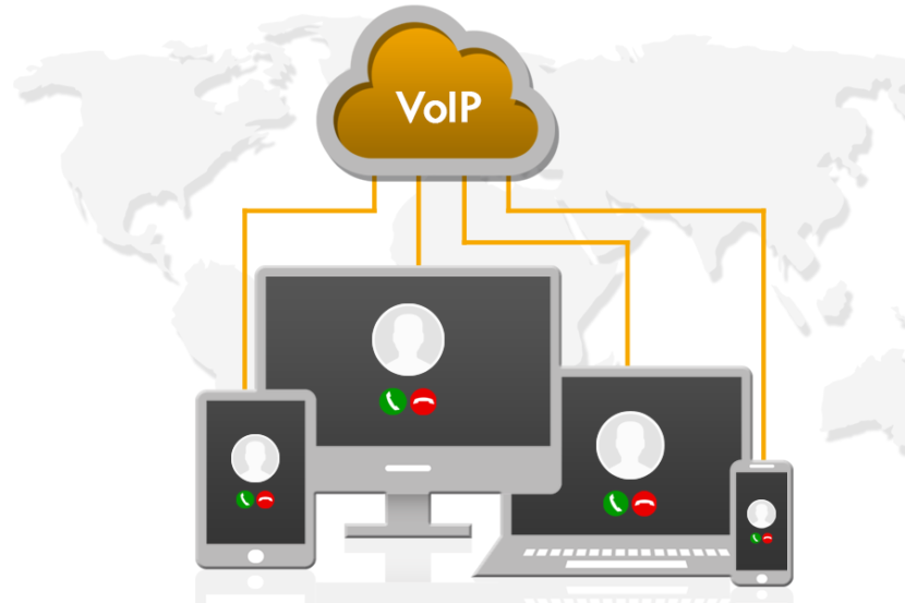 Voic over IP